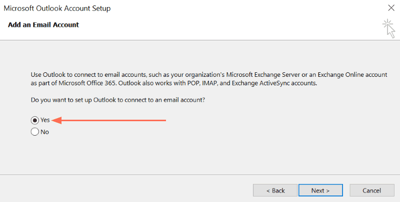 Setting Up Email: Outlook 2013 | pair Knowledge Base